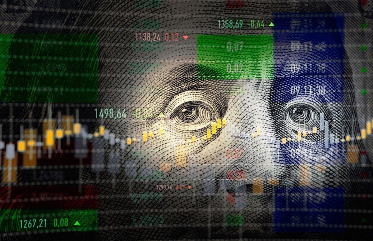 Como medir o valor do dólar americano com 3 maneiras diferentes