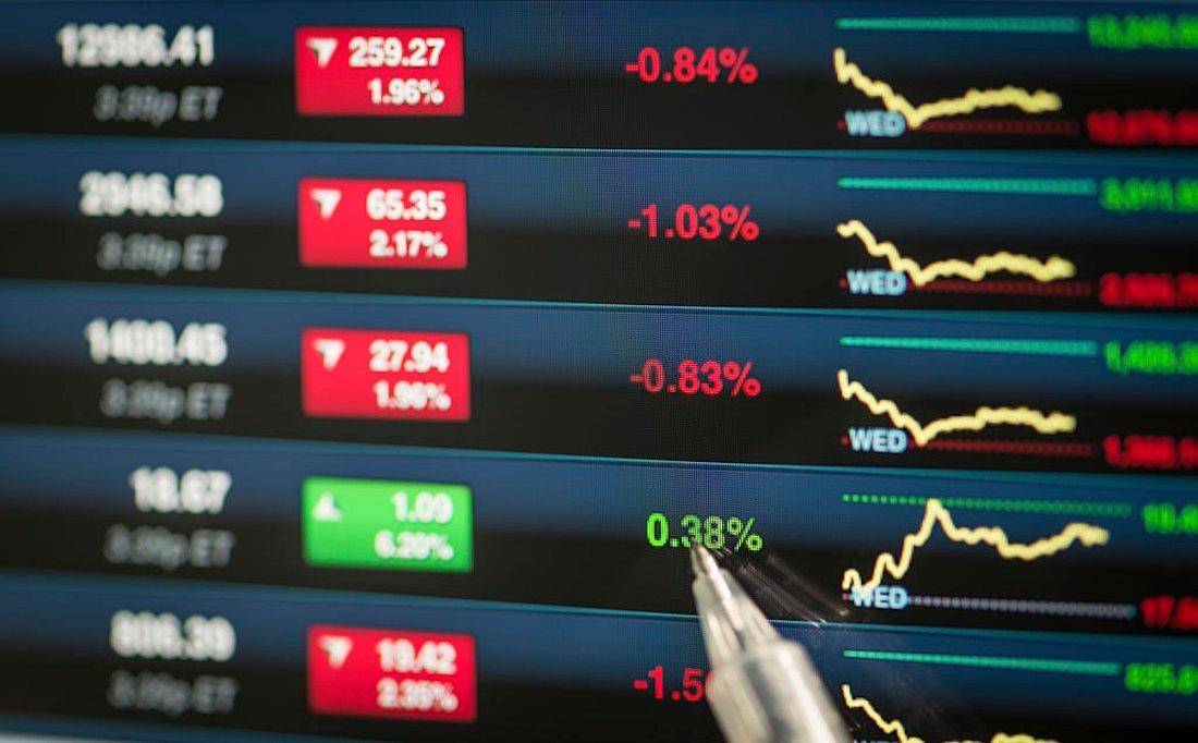 Depreciação e apreciação do dólar americano