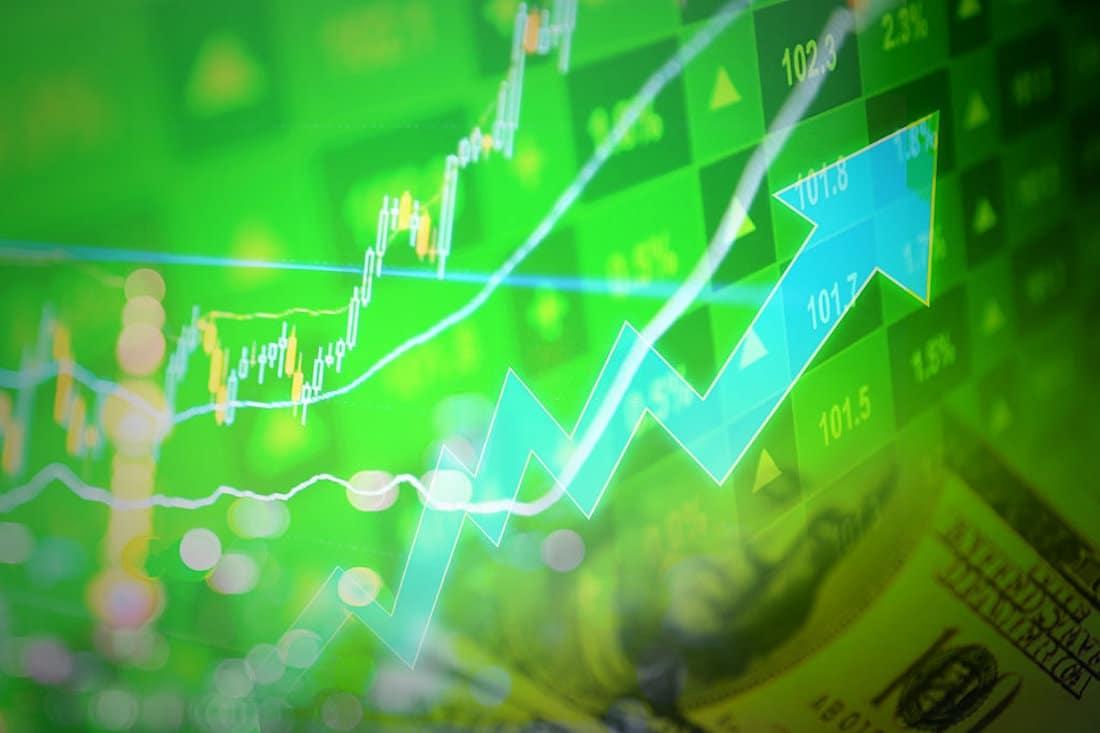 Gráfico do Dólar Hoje - USD/BRL