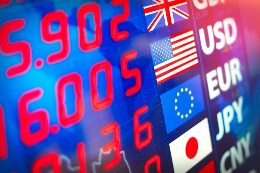 Conversor de moedas para dólar, euro, libra, iene e outras moedas