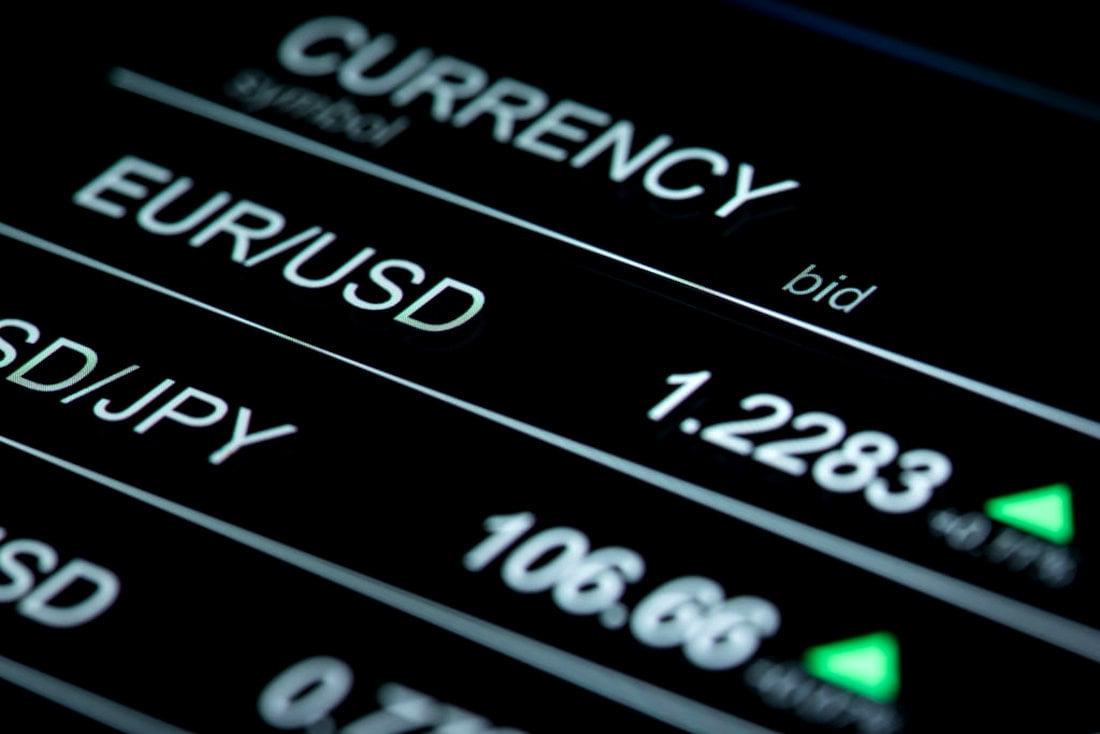 Compra e Venda no Mercado Forex Internacional
