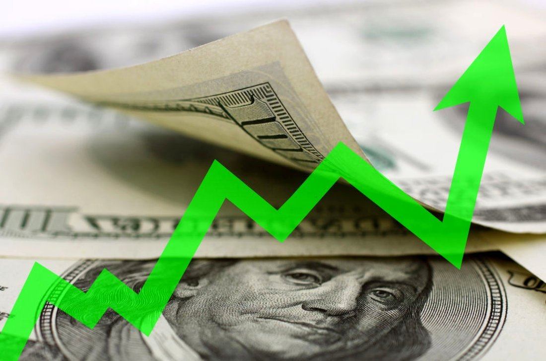 como medir o valor do dólar americano
