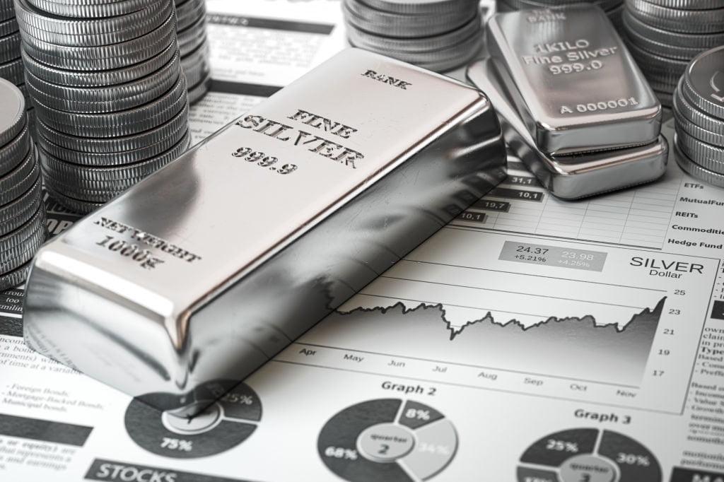 Quão alto o preço da prata pode chegar