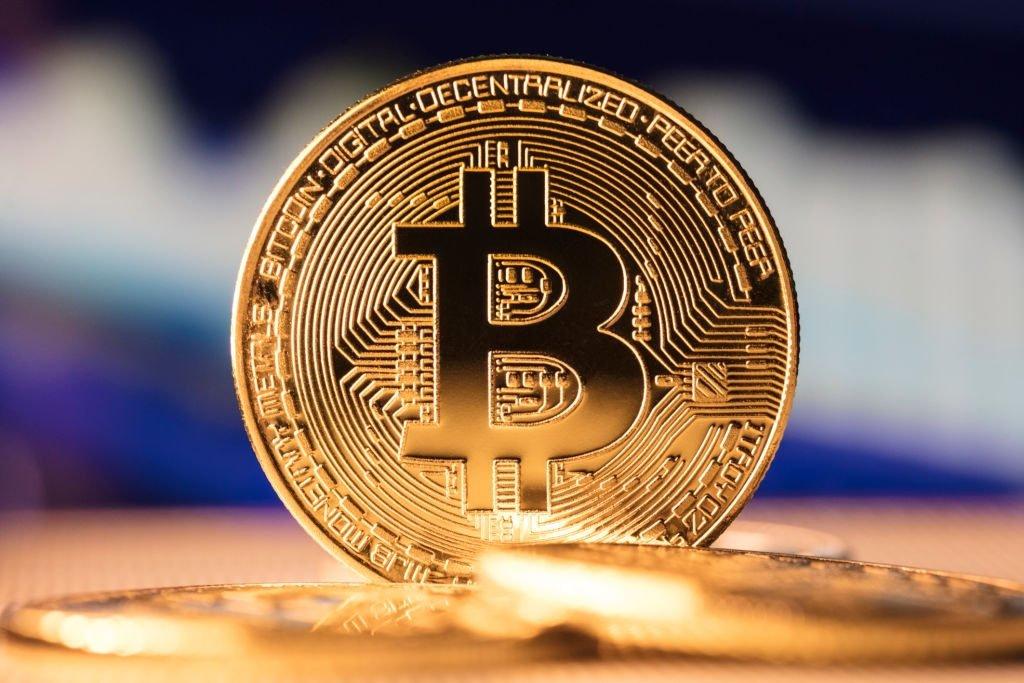 A próxima moeda de reserva global - bitcoin em ouro