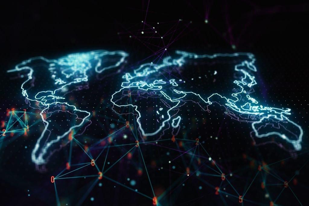 O futuro dos negócios e comércio global 25